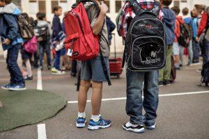 École primaire du 20ème arrondissement de Paris